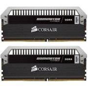Kit Memoria RAM Corsair Dominator Platinum DDR4, 3600MHz, 8GB (2 x 4GB), CL18, XMP, 1.35v