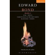 Plays: Lear; The Sea; Narrow Road to the Deep North; Black Mass; Passion v.2 by Edward Bond