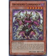 Yu-Gi-Oh! - Archfiend Commander (CT11-EN005) - Collector Tin Promos - Limited Edition - Super Rare by Yu-Gi-Oh!