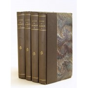 Las Papillotos De Jasmin Coiffur (4 Tomes - Complet) Tome I : 1825-1843 \; Tome Ii : 1835 À 1842 \; Tome Iii : 1843-1852 \; Tome Iv : 1852-1863