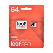 Card Leef PRO MicroSDXC 64GB UHS-1 cu adaptor SD