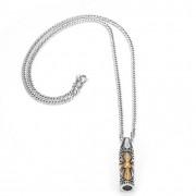 Pandantiv Glont din Otel Inoxidabil PSS-545