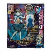 Monster High 13 Wishes Frankie Stein Y7704
