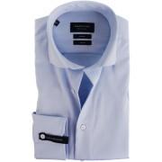 Profuomo Shirt SL7 Cutaway Light Blue - Blau 46