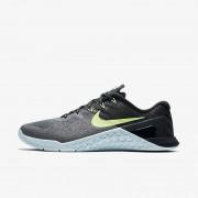 Nike Metcon 3 Gris oscuro,Azul glacial,Negro,Verde fantasma