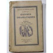 Oeuvres Dramatiques- 3. Hamlet. Le Roi Lear