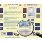 Planse A3 de verificare a Documentelor de Identitate (model dezvoltat la cererea clientului)