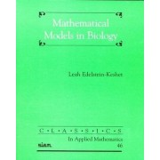 Mathematical Models in Biology by Leah Edelstein-Keshet
