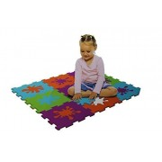 Fun Shapes Foam Play Mat 18 Pieces Set