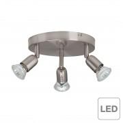 energie A++, Plafondlamp Loona - 3 lichtbronnen, Brilliant