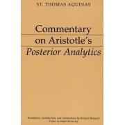 Commentary on Aristotle's Posterior Analytics by Saint Thomas Aquinas