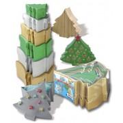 Dárkové krabičky ve tvaru stromečku 6 ku()