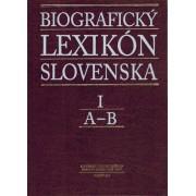 Biografický lexikón Slovenska I. A-B