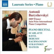 Antonii Baryshevskiy - Laurate Series Piano (0747313257379) (1 CD)