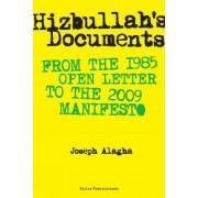 Hizbullah's Documents by Joseph Alagha