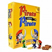 Board Games for Kids - Pirates vs Pirates Strategy Game (Amazon Exclusive Edition) by Out of the Box
