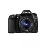 Aparat foto DSLR Canon EOS 80D kit EF-S 18-55mm IS STM