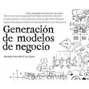 Alexander Osterwalder Generación de modelos de negocio (Sin colección)