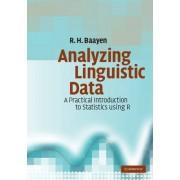 Analyzing Linguistic Data by R. H. Baayen