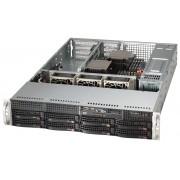 Barebone Server Supermicro 6027R-72RF