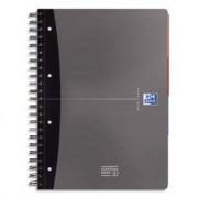 Cahier Bureau Reliure Intégrale 240 Pages Réglure 5x5 Format 21x29,7cm European Book Oxford Office