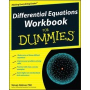 Differential Equations Workbook For Dummies by Steven Holzner