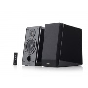 "BOXE 2.0 EDIFIER, RMS: 70W (35W x 2), volum, bass, treble, telecomanda wireless, dual RCA ""R1800TIII"" (include timbru verde 1 leu)"