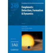 Exoplanets: Detection, Formation and Dynamics (IAU S249) by Ji-Lin Zhou
