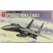 AMT/ERTL 1:72 McDonnell Douglas F-15E Strike Eagle Plastic Model Kit #8830