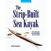 The Strip Built Sea Kayak by Nick Schade