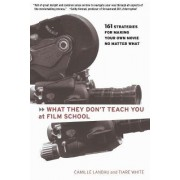 What They Don't Teach You at Film School by Camille Landau