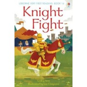Knight Fight by Lesley Sims