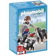Playmobil 5214 - Famiglia di Bovaro del Bernese