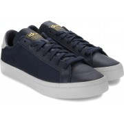 Adidas Originals COURTVANTAGE Sneakers(Blue)