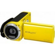 Camera video digitala EasyPix DVC5227 HD Yellow