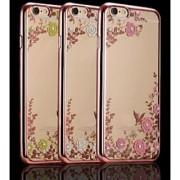 Flower Bling Case for Iphone 6s