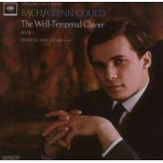 Glenn Gould - Bach: The Well- Tempered Clavier, Book I, (0886971476729) (1 CD)