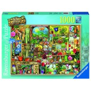 Ravensburger puzzle dulapul gradinarului, 1000 piese