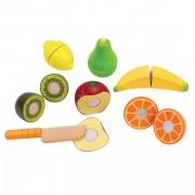 Hape Set de jouets fruits frais E3117