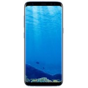 "Telefon Mobil Samsung Galaxy S8 Plus G9550, Procesor Octa-Core 2.35GHz / 1.9GHz, Super AMOLED Capacitive touchscreen 6.2"", 4GB RAM, 64GB Flash, 12MP, 4G, Wi-Fi, Dual Sim, Android (Coral Blue) + Cartela SIM Orange PrePay, 6 euro credit, 4 GB internet 4G, 2"