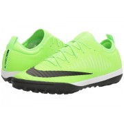 Nike MercurialX Finale II TF Flash LimeBlackWhiteGum Light Brown