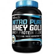 BioTech USA Nitro Pure Whey Gold karamell-cappuccino - 908g