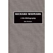Richard Widmark by Kim R. Holston