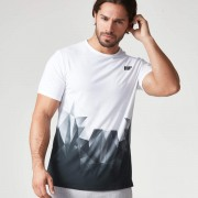 Myprotein Men's Digital Geo Print T-Shirt - Black, L