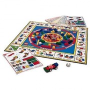 Collect LEGO pieces from the center of the board and from your opponents!-Be the first to complete your LEGO model and