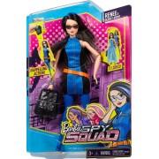Papusa Barbie Agent Secret Mattel BRB Renee Secret Agent DHF06-DHF08
