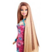 Mattel Barbie Hair Tastic - Glam Brune