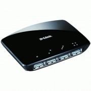 Hub USB D-Link USB 3.0 4 porturi