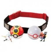 Tomy Ceinture Pokémon Clip'n Carry - Braisillon et Trousselin