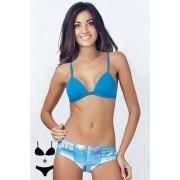 SummerBlue 4350 fehérnemű szett - merevítők nélküli melltartó és női alsó